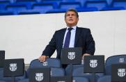 """Joan Laporta: Wkrótce ogłosimy """"zmartwychwstanie"""" Barcelony"""
