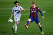 Carlos Soler: Barça jest i zawsze będzie wielka