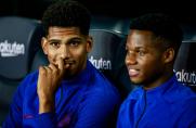 Sport: Ronald Araujo przed Ansu Fatim w kolejce po nową umowę?