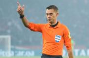 Clément Turpin poprowadzi mecz Barçy z Dynamem Kijów