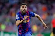 Czy Jordi Alba będzie mógł zagrać w El Clásico?