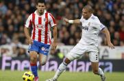 Sport: Kun Agüero zagra w niedzielę o pierwsze zwycięstwo nad Realem Madryt, do którego mógł trafić dekadę temu