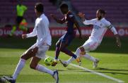 Sport: Carlo Ancelotti obawia się Ansu Fatiego