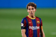 Barça B remisuje z Alcoyano