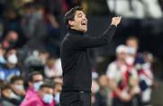 Andoni Iraola: Musimy cieszyć się tym zwycięstwem, z Barceloną nie wygrywa się na co dzień