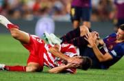 Pere Pons: Podałem Lengletowi rękę, bo myślałem, że to ja faulowałem