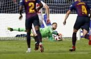 Barcelona traci dwa razy więcej bramek niż w analogicznym okresie poprzedniego sezonu