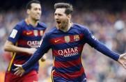 Leo Messi zajął piąte miejsce wwyścigu po nagrodę FIFA The Best