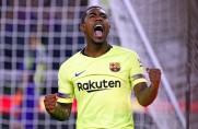 Barcelona po raz pierwszy wystąpi dziś w drugim komplecie strojów w oficjalnym spotkaniu