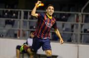 Dobry bilans Munira El Haddadiego w meczach z Leganés