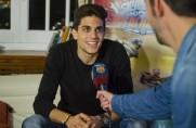 Bartra: Luis Enrique stosuje w reprezentacji pomysły podobne do tych, które przyniosły efekty w Barcelonie