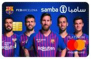 Barcelona przedłużyła umowę z Samba Financial Group do 2023 roku