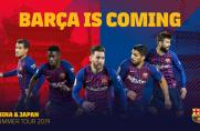 Oficjalnie: Barcelona poleci do Azji na letnie tournée