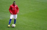 Arturo Vidal wystąpił w meczu Chilez Meksykiem;Ballou Tablazadebiutował w reprezentacji Kanady