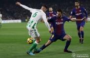 FC Barcelona najwyżej broniącą drużyną LaLigi w tym sezonie