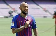 Arturo Vidal: Wracam do Barcelony walczyć o miejsce w składzie