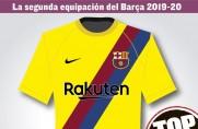 Mundo Deportivo przedstawia projekt drugiego zestawu koszulek Barçy na sezon 2019/2020