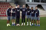 Siedmiu piłkarzy Barcelony wróciło do treningów po przerwie reprezentacyjnej [WIDEO]