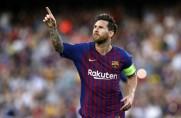 Messi wziął udział w uroczystości rozpoczynającej budowę centrum pediatrii i onkologii w Barcelonie