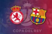 Cultural y Deportiva Leónesa - FC Barcelona w 1/16 Pucharu Króla!