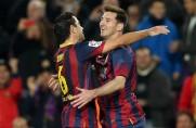 Xavi: Messi będzie chciał wrócić do reprezentacji, żeby odnieść jakiś sukces z Argentyną