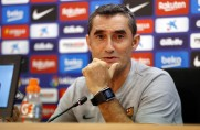 Ernesto Valverde: Możliwe, że w najbliższych meczach damy szansę zawodnikom Barçy B