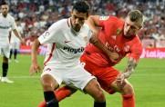 Jesús Navas: Mamy nadzieję na wywiezienie dobrego wyniku z Camp Nou