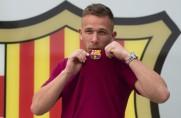 Arthur: Gra Barcelony bardzo angażuje intelekt, trzeba dużo myśleć na boisku