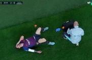 Leo Messi kontuzjowany! [aktualizacja]