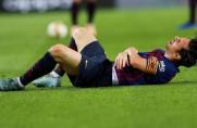 Oficjalnie: Trzy tygodnie przerwy Leo Messiego!
