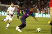 Kontuzja Leo Messiego szansą na grę dla Malcoma
