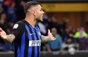 Zwycięstwo Interu w derbach Mediolanu na trzy dni przed meczem z Barceloną