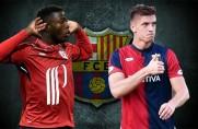 Sport: Coraz więcej klubów rywalizuje z Barçą o Krzysztofa Piątka i Nicolasa Pépé