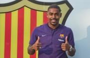 Malcom wśród piłkarzy Barcelony powołanych na mecz z Interem Mediolan