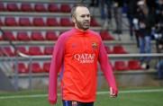Andrés Iniesta: Dałbym wiele, aby grać w Barcelonie przez kolejne dziesięć lat