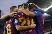 FC Barcelona ma najmniej punktów wśród liderów pięciu najlepszych lig w Europie