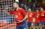 Jordi Alba: Ja nie muszę przepraszać Luisa Enrique, a on nie musi przepraszać mnie