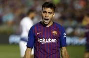 Barcelona pracuje nad przedłużeniem umowy z Munirem