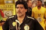 Diego Maradona: W Barcelonie chcą mnie skłócić z moim przyjacielem Messim