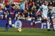 Znamy datę i godzinę meczu Barcelony z Celtą Vigo