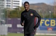L'Equipe: Ousmane Dembélé w niebezpieczeństwie