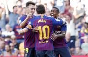 Malcom: Messi jest piłkarskim kosmitą