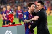 Javier Saviola: Posiadanie Messiego nie czyni z Barcelony głównego faworyta do wygrania Ligi Mistrzów