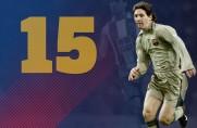 Mija 15 lat od debiutu Leo Messiego w Barcelonie [WIDEO]