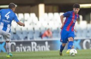Katalońskie media: Carles Aleñà wróci do składu Barcelony B na najbliższe spotkanie z Cornellą