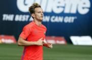 Ivan Rakitić opuszcza zgrupowanie reprezentacji Chorwacji i wraca do Barcelony
