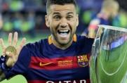Dani Alves: Nadszedł moment, w którym ludzie zaczynają doceniać Barcelonę Pepa Guardioli