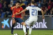 Reprezentacja Hiszpanii minimalnie pokonała Bośnię i Hercegowinę