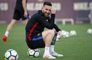 Leo Messi gra znacznie rzadziej niż w poprzednim sezonie