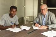 Sport: Moussa Wague na drodze do pierwszego zespołu Barcelony